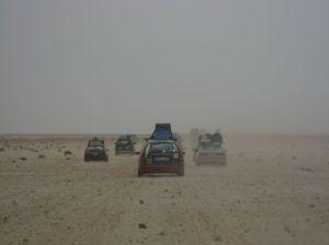(11) Der Wüstenkonvoi